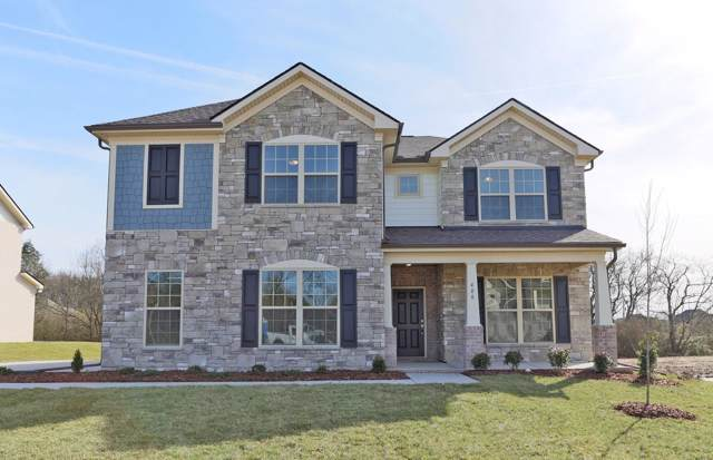 408 Norman Way #91, Hendersonville, TN 37075 (MLS #RTC2093179) :: Black Lion Realty