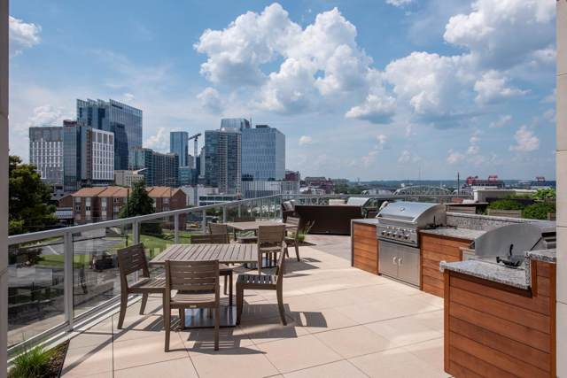 20 Rutledge St #110, Nashville, TN 37210 (MLS #RTC2093198) :: Team Wilson Real Estate Partners