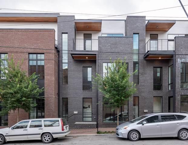 701 Taylor St, Nashville, TN 37208 (MLS #RTC2093227) :: Team Wilson Real Estate Partners