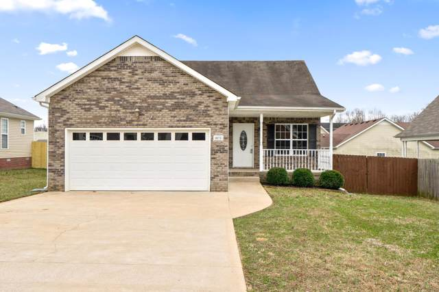 1872 Sage Meadow Ln, Clarksville, TN 37040 (MLS #RTC2093295) :: Team Wilson Real Estate Partners