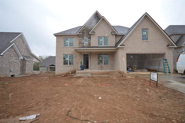 1014 Alpaca Drive (419), Spring Hill, TN 37174 (MLS #RTC2093296) :: Black Lion Realty