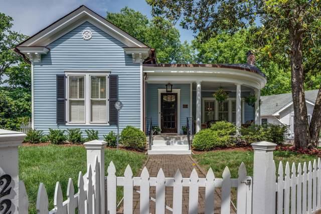 226 5Th Ave S, Franklin, TN 37064 (MLS #RTC2093387) :: EXIT Realty Bob Lamb & Associates