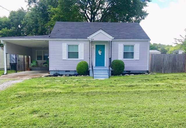 1804 Scribner Ave, Columbia, TN 38401 (MLS #RTC2093420) :: Village Real Estate
