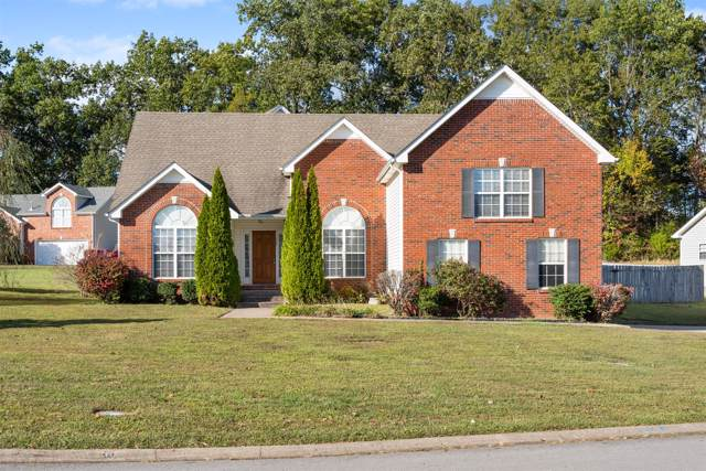 3105 Holly Pt, Clarksville, TN 37043 (MLS #RTC2093482) :: The Miles Team | Compass Tennesee, LLC