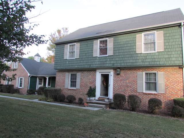 1204 Country Club Dr, Tullahoma, TN 37388 (MLS #RTC2093490) :: Village Real Estate