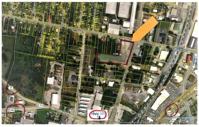 405 W Eastland Street, Gallatin, TN 37066 (MLS #RTC2093605) :: Berkshire Hathaway HomeServices Woodmont Realty