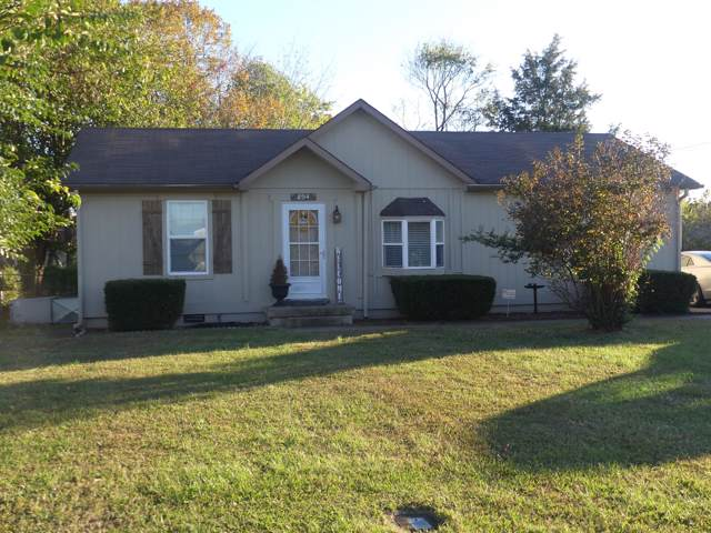 294 Cunningham Ln, Clarksville, TN 37042 (MLS #RTC2093662) :: Village Real Estate