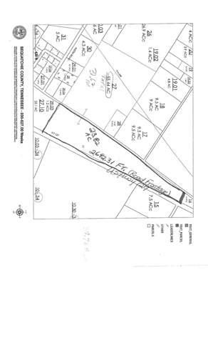 0 S U 127, Dunlap, TN 37327 (MLS #RTC2093793) :: Village Real Estate