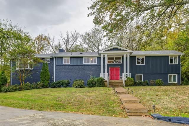 794 Saussy Pl, Nashville, TN 37205 (MLS #RTC2093935) :: Fridrich & Clark Realty, LLC