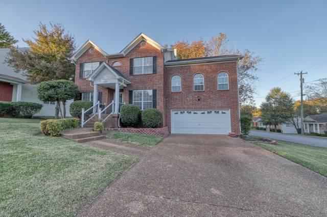 100 Hampton Ct, Hendersonville, TN 37075 (MLS #RTC2094165) :: Village Real Estate