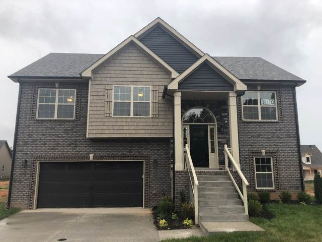 146 Locust Run, Clarksville, TN 37043 (MLS #RTC2094190) :: Team Wilson Real Estate Partners