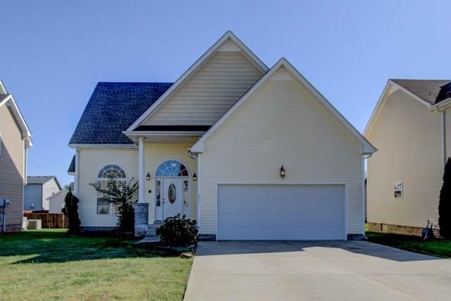 3741 Suiter Rd, Clarksville, TN 37040 (MLS #RTC2094244) :: Village Real Estate