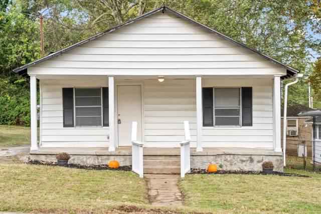 310 Glenn St, Clarksville, TN 37040 (MLS #RTC2094313) :: RE/MAX Homes And Estates