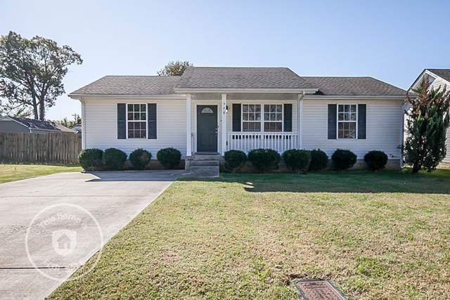 578 Oakmont Dr, Clarksville, TN 37042 (MLS #RTC2094394) :: Cory Real Estate Services