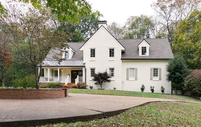 6404 Westbourne Dr, Brentwood, TN 37027 (MLS #RTC2094461) :: DeSelms Real Estate