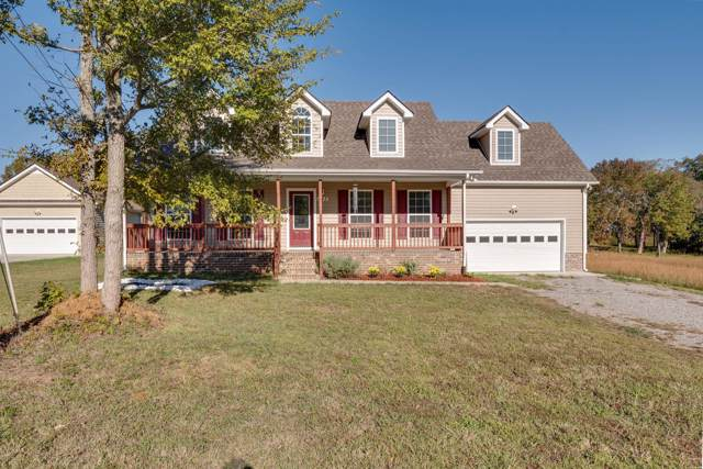842 Todd Ave, Lewisburg, TN 37091 (MLS #RTC2094534) :: Village Real Estate