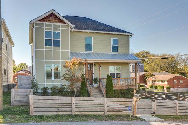 2215 11th Ave N, Nashville, TN 37208 (MLS #RTC2094538) :: Ashley Claire Real Estate - Benchmark Realty