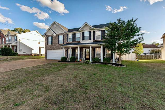 305 John Henry Dr, La Vergne, TN 37086 (MLS #RTC2094596) :: Village Real Estate