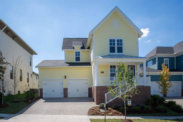 1016 Echelon Dr - Lot 45, Franklin, TN 37064 (MLS #RTC2094603) :: Team Wilson Real Estate Partners
