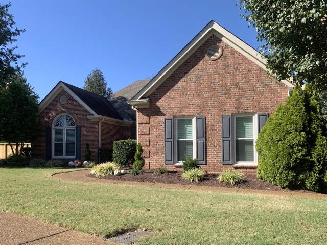 5140 Fredericksburg Way E E, Brentwood, TN 37027 (MLS #RTC2094692) :: Black Lion Realty