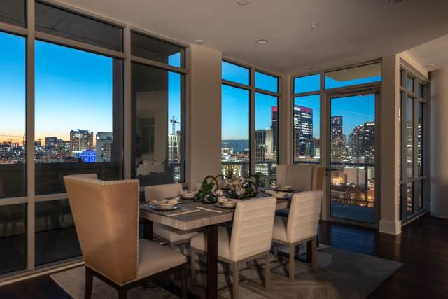 20 Rutledge St #610, Nashville, TN 37210 (MLS #RTC2095065) :: Ashley Claire Real Estate - Benchmark Realty