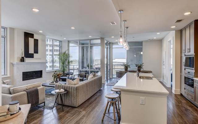 20 Rutledge St #108, Nashville, TN 37210 (MLS #RTC2095139) :: Ashley Claire Real Estate - Benchmark Realty