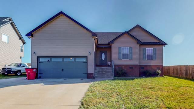 1854 Macarther Way, Clarksville, TN 37042 (MLS #RTC2095180) :: Team Wilson Real Estate Partners