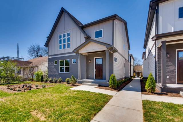 1217 14Th Ave S, Nashville, TN 37212 (MLS #RTC2095304) :: FYKES Realty Group