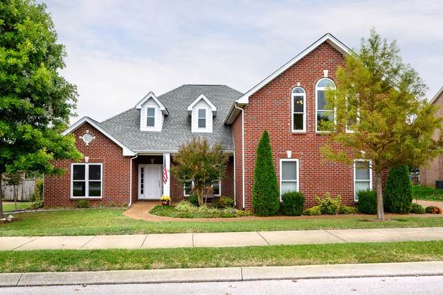 3138 Friars Bridge Pass, Franklin, TN 37064 (MLS #RTC2095395) :: Christian Black Team