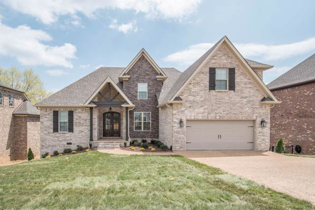 1118 Luxborough Dr, Hendersonville, TN 37075 (MLS #RTC2095399) :: Village Real Estate
