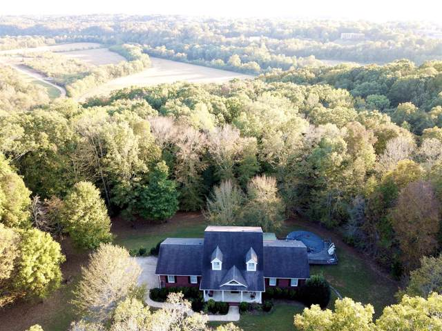 313 Highway 100, Centerville, TN 37033 (MLS #RTC2095494) :: Ashley Claire Real Estate - Benchmark Realty
