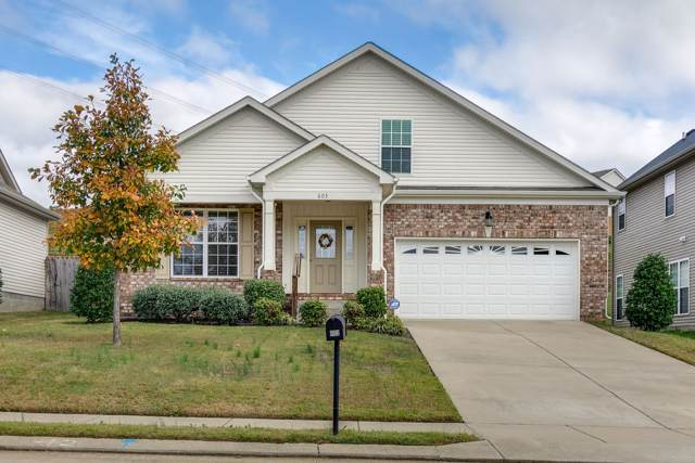 603 Prominence Rd, Columbia, TN 38401 (MLS #RTC2095507) :: The Miles Team | Compass Tennesee, LLC