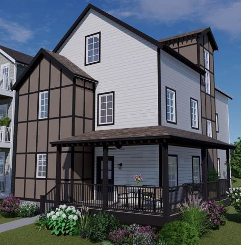 3301 Joggers Pass, Lot 27, Nashville, TN 37206 (MLS #RTC2095531) :: Armstrong Real Estate