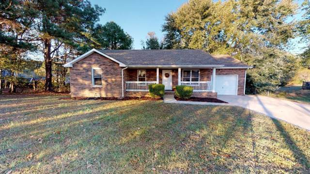 889 Tommy Oliver Rd, Clarksville, TN 37042 (MLS #RTC2095592) :: The Group Campbell powered by Five Doors Network