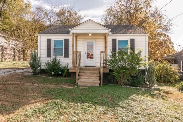 823 W Mckennie Ave, Nashville, TN 37206 (MLS #RTC2095683) :: Village Real Estate
