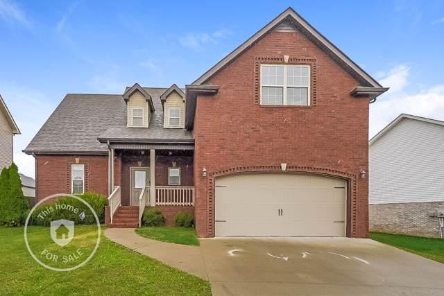 1324 Allmon Dr, Clarksville, TN 37042 (MLS #RTC2095714) :: Village Real Estate