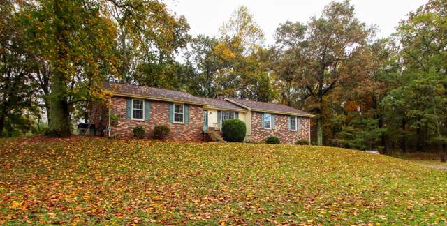 268 Raymond Hodges Rd, Cottontown, TN 37048 (MLS #RTC2095773) :: John Jones Real Estate LLC