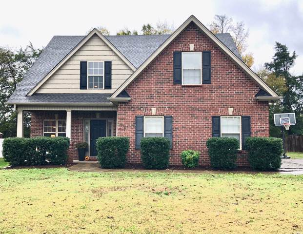 1916 Walking Dr, Murfreesboro, TN 37130 (MLS #RTC2095841) :: The Group Campbell powered by Five Doors Network