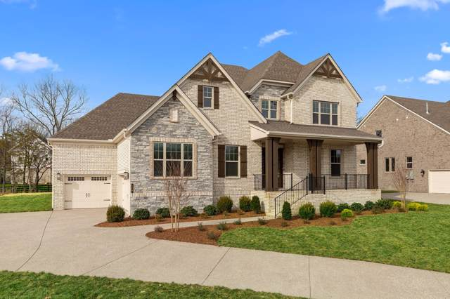 825 Delamotte Pass #118, Nolensville, TN 37135 (MLS #RTC2095873) :: The Group Campbell powered by Five Doors Network