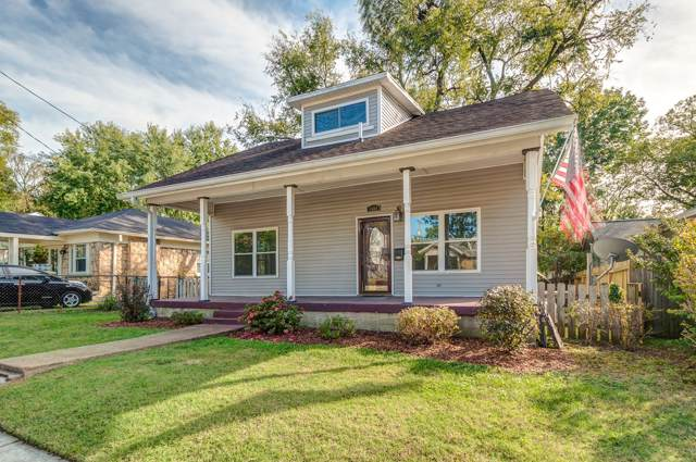 1604 Long Ave, Nashville, TN 37206 (MLS #RTC2095938) :: Village Real Estate