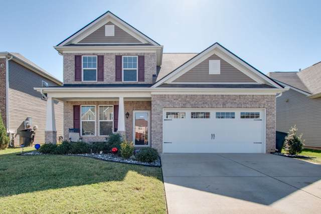 3337 Almar Knot Dr, Murfreesboro, TN 37128 (MLS #RTC2095942) :: The Group Campbell powered by Five Doors Network