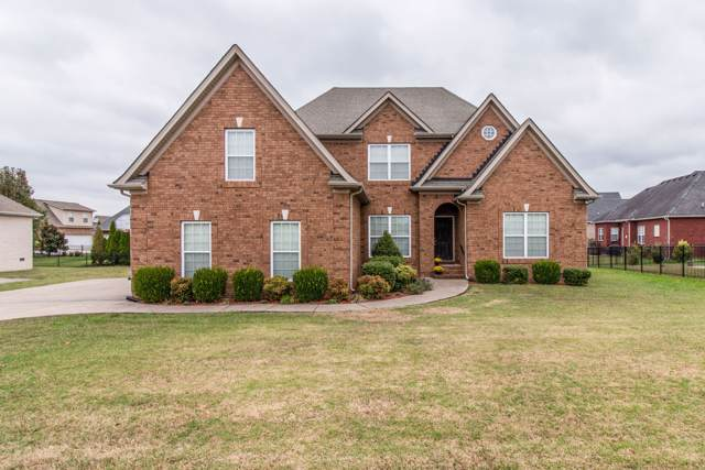 2626 Tellyman Ave, Murfreesboro, TN 37130 (MLS #RTC2095969) :: The Group Campbell powered by Five Doors Network