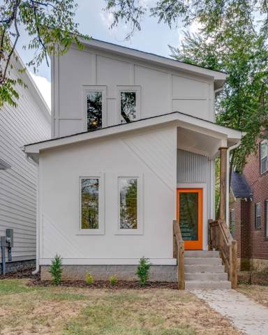 2707B Meharry Blvd, Nashville, TN 37208 (MLS #RTC2095973) :: The Group Campbell powered by Five Doors Network