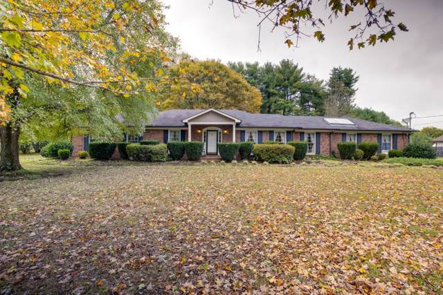 2203 Springdale Dr, Franklin, TN 37064 (MLS #RTC2096020) :: Village Real Estate