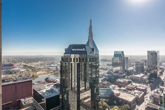 415 Church Street #2711, Nashville, TN 37219 (MLS #RTC2096121) :: RE/MAX Choice Properties