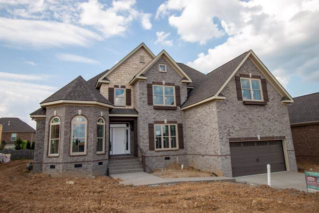 2029 Lequire Ln Lot 221, Spring Hill, TN 37174 (MLS #RTC2096144) :: Katie Morrell / VILLAGE