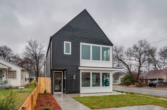 1609 Marsden Avenue, Nashville, TN 37216 (MLS #RTC2096153) :: John Jones Real Estate LLC