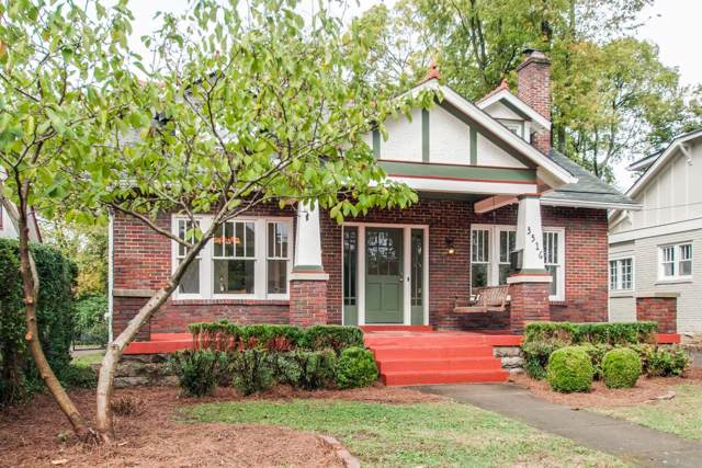 3516 Richardson Avenue, Nashville, TN 37205 (MLS #RTC2096165) :: Black Lion Realty