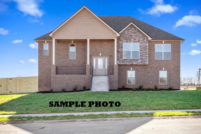 445 Autumnwood Farms, Clarksville, TN 37042 (MLS #RTC2096174) :: The Group Campbell powered by Five Doors Network