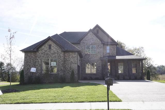 228 Crooked Creek Ln Lot 463, Hendersonville, TN 37075 (MLS #RTC2096286) :: Katie Morrell / VILLAGE